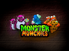Free Play автомат Monster Munchies без регистрации